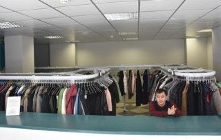 cloakroom management system
