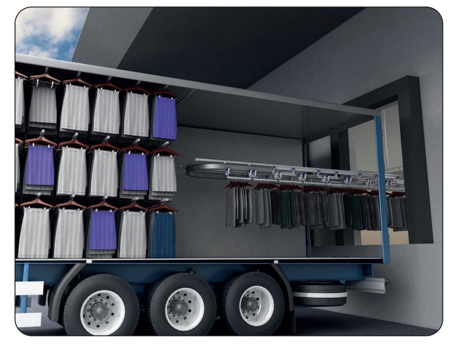 overhead transporter