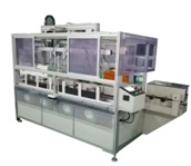 Pleated air filter manufacturing equipment