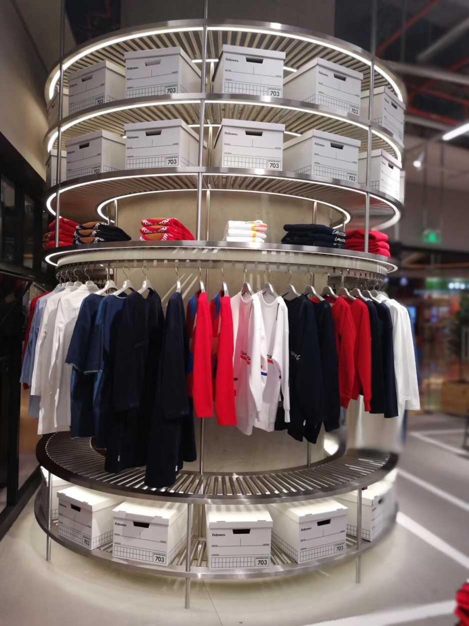 garment display new design