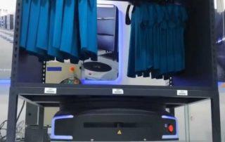 Garment On Hanger (GOH) AMR AGV Storage Pick And Sorting