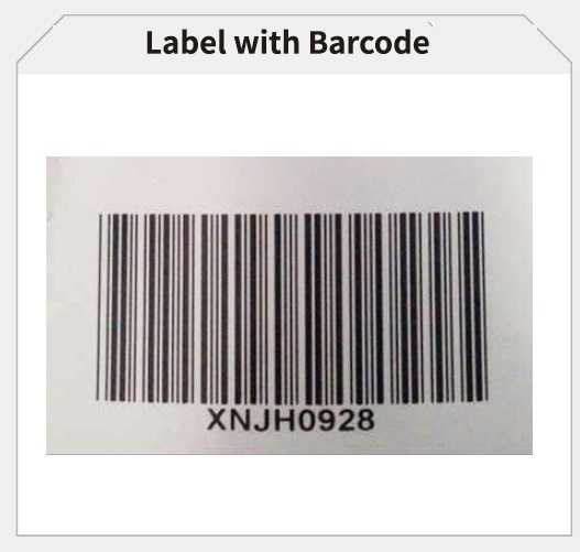LOGISTIC CONTAINER BARCODE
