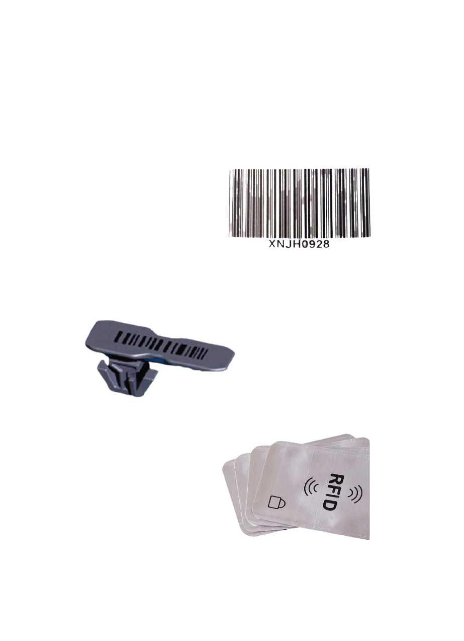 LOGISTIC CONTAINER TAG ACCESSORIES