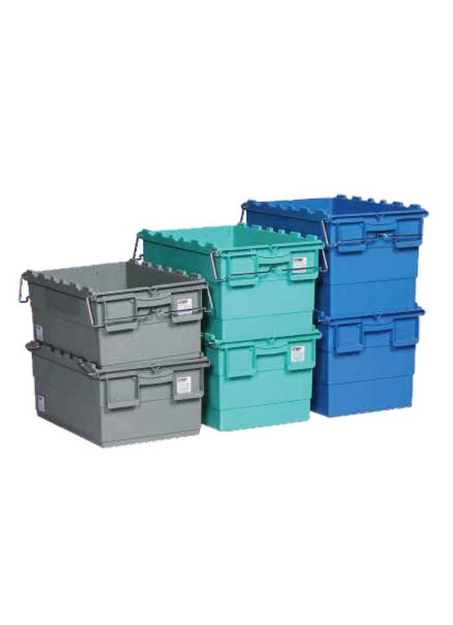 Stack Nest Container With Bar