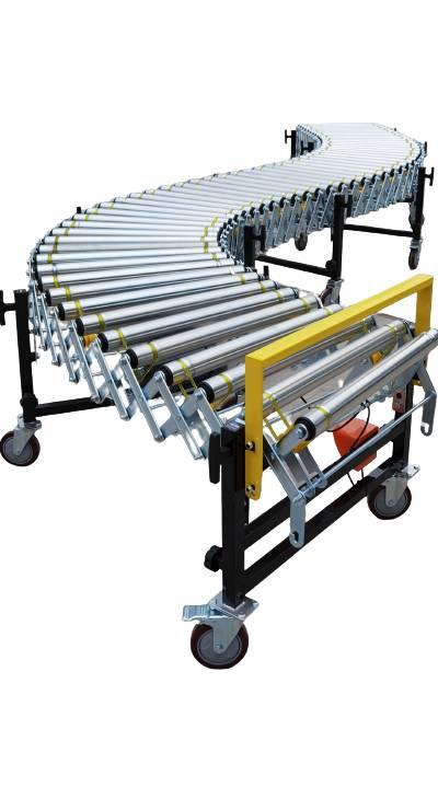 flex roller conveyor